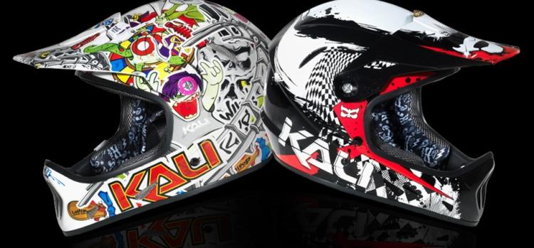 dh helmets